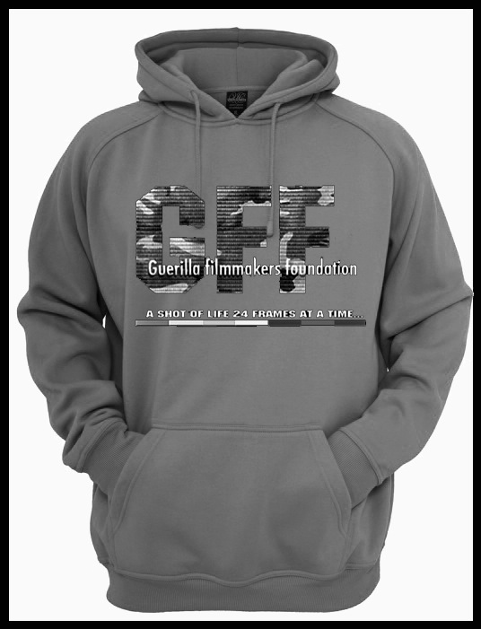 Picture of GFF Grey Hoodie