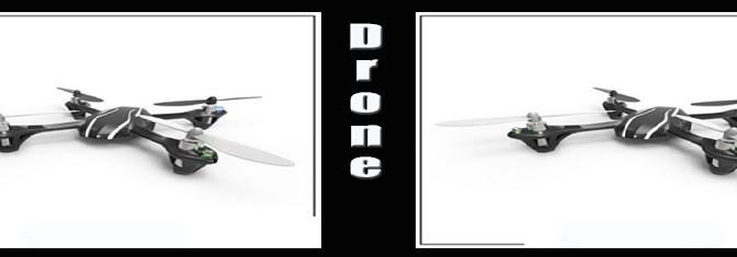Hubsan X4 Quadcopter (H107L)