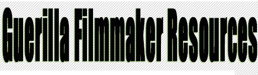 Gureilla Filmmaker Resources Banner